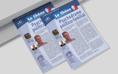Le Chêne n°81 (octobre 2015)